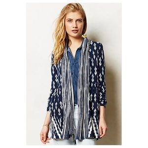 Anthropologie Martingale Cardigan