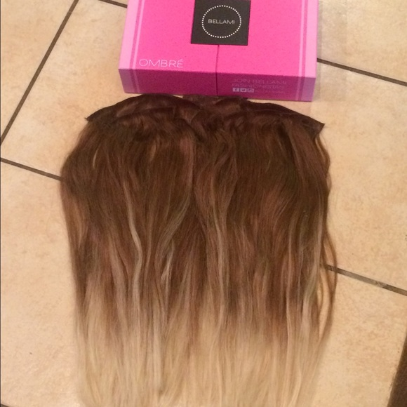 Bellami Other Guy Tang Balayage Clip In Hair Extensions Poshmark