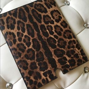 Authentic Dolce and Gabbana iPad2 case