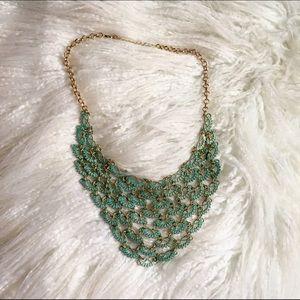 HOST PICK✨ Turquoise Boho Statement Necklace