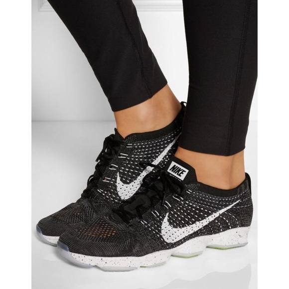 67ea5b10d206 Women s NIKE Flyknit Zoom Agility Training Shoes