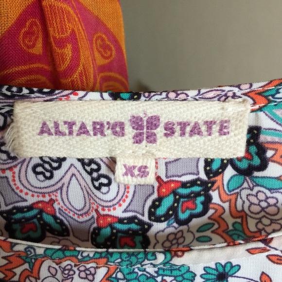 Altar D State Wedding: 48% Off Altar'd State Dresses & Skirts