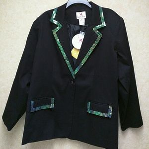 Quacker Factory Jackets & Blazers - NWT Quacker Factory blazer
