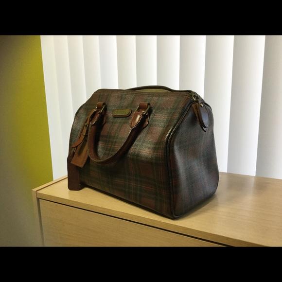 54b92e27ca4e Ralph Lauren Polo Vintage Speedy Handbag - RARE. M 573e76a9c6c79576580067d9