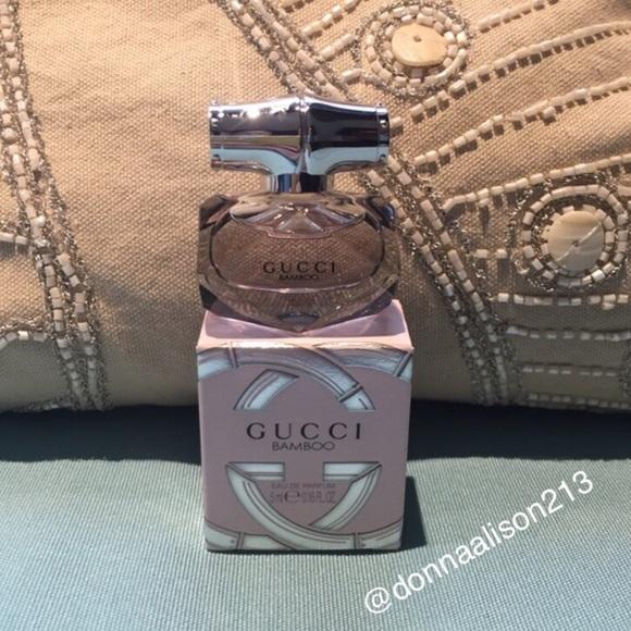 Gucci Makeup Bamboo Perfume Mini Poshmark