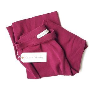 French Laundry Burgundy Skirt