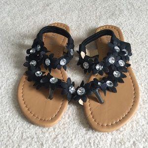 JJ Footwear Shoes - Flower sandal