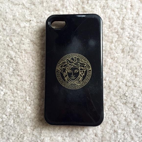Versace Accessories - Versace iPhone 4/4s Case