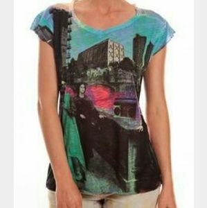 Custo Barcelona Tops - Custo Barcelona Mc Vienna T-Shirt