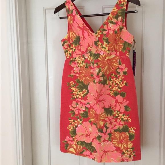 f6e4682cbbe27 Tracy Feith Dresses   For Target Coral Dress   Poshmark