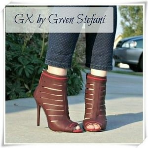 GX by Gwen Stefani Shoes - 😍🍉HP 💞🍀👠 GX by Gwen Stefani Naoko booties