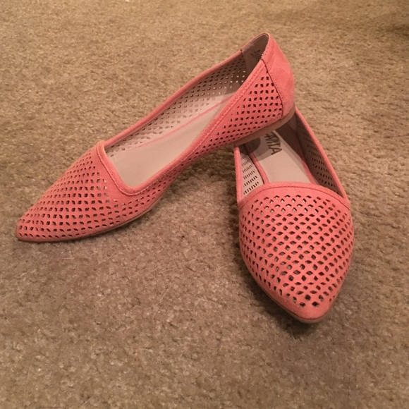 MIA Shoes | Mia Esie Lasercut Flats