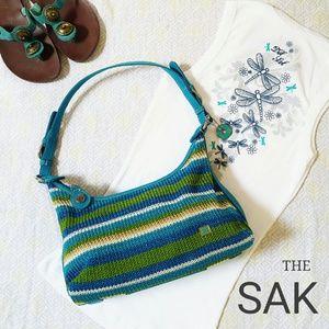 The Sak Handbags - The SAK Crochet Shoulder Bag Purse