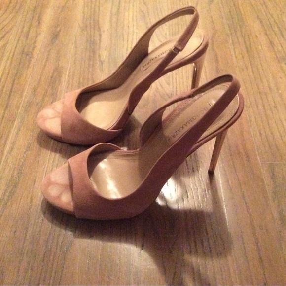 930d9120a92 BCBG MaxAzria Prue High heel sling back
