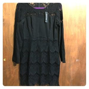 NWT W118 by Walter Baker lace dress