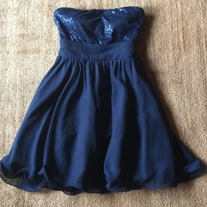 Delia's Dresses & Skirts - Strapless Mini Party/Prom Dress