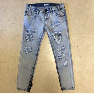 Tobi boyfriend jeans