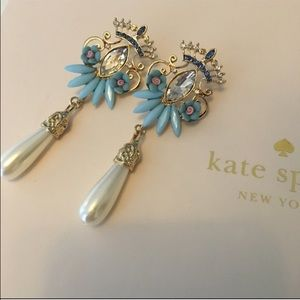 CindyLBB Jewelry - 💙 Princess Blue Earrings 💙