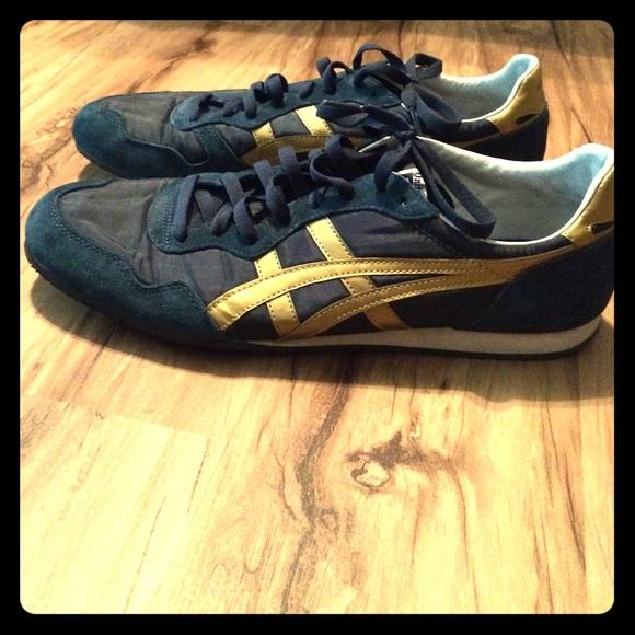 Mens Onitsuka Tiger Asics Casual Shoes
