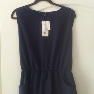 Acevog Other - New with tags poly/ spandex romper