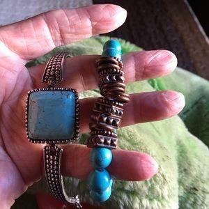 Jewelry - Two pretties 💙💙💙💙💙💙💙💙💙