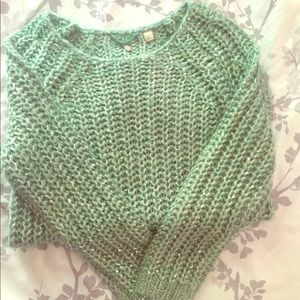 Anthropologie Sweaters - Green Anthropologie Sweater Size XS