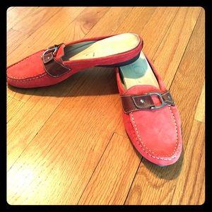 Attilio Giusti Leombruni Shoes - Beautiful Italian made Slip on AGL's!!!