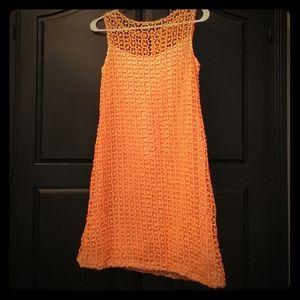 Orange Muse dress