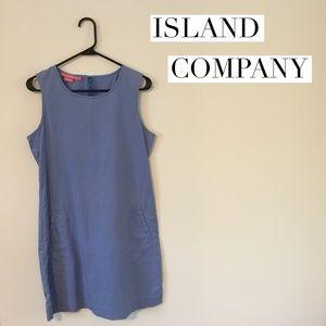 Island company Dresses & Skirts - Island Company Shift Dress