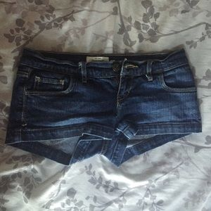 Abercrombie & Fitch Pants - Abercrombie & Fitch Jean Shorts Size 00