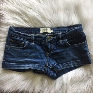 Abercrombie & Fitch Pants - Abercrombie & Fitch Jean Shorts