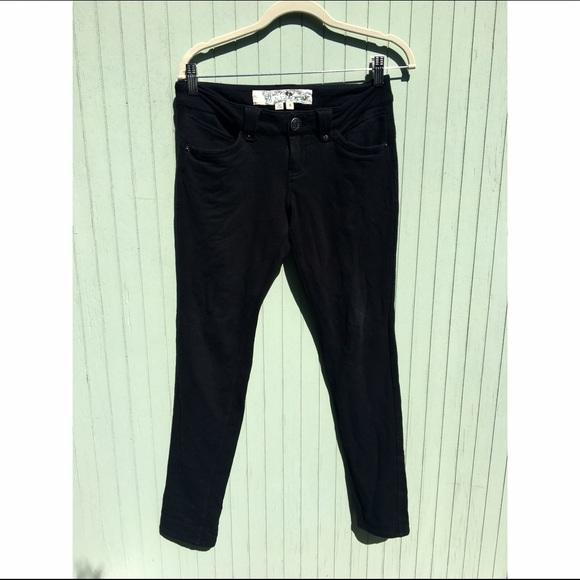 9e2a8b32918f9 Jolt Pants | Black Jeggings | Poshmark