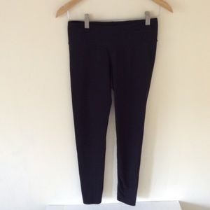 Fabletics Black Workout Leggings Small