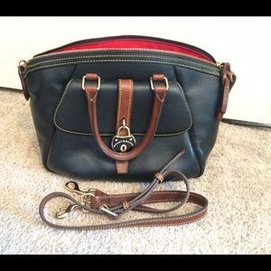 Dooney and Bourke Samba Satchel