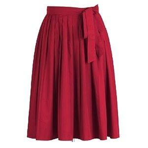 eshakti Dresses & Skirts - eshakti • pleated skirt