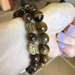 Jewelry - Tiger's Eye Healing Stone Bracelet ❤️❤️❤️
