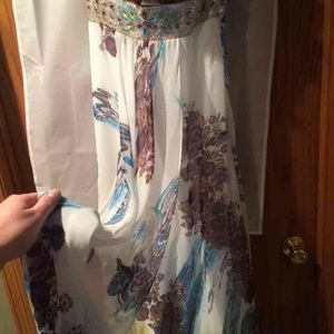 Dresses Long One Shoulder Greek Style Prom Dress Poshmark