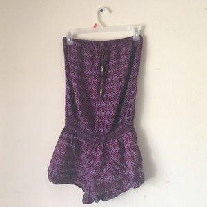 Other - Purple Romper