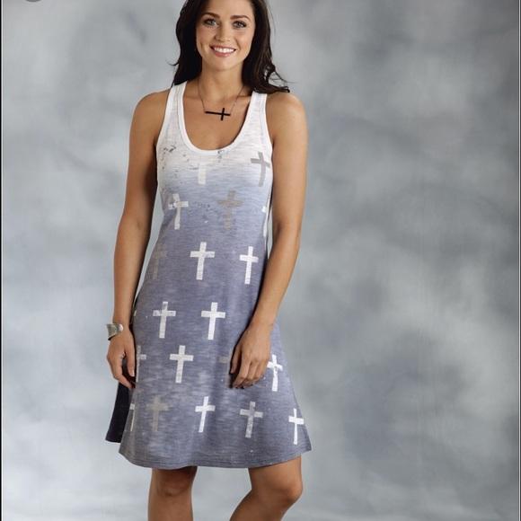 2c14f3ba5b Western Roper dress