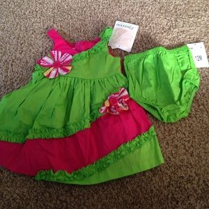 Bonnie baby Other - Toddler dress brand new