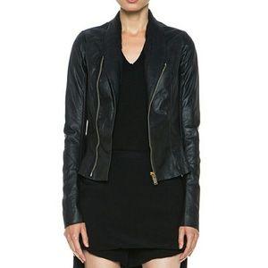 b3d7069fc89 Rick Owens Jackets   Coats - RICK OWENS WOMEN leather jacket