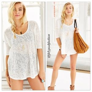 Urban Outfitters Ecote Chloe Top