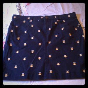 Bass Dresses & Skirts - Bass owl skirt