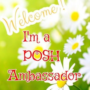 Other - Posh Ambassador is the new Suggested User!