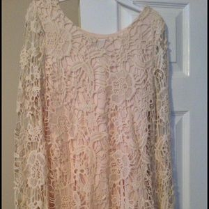 Dresses & Skirts - Boutique style lace dress