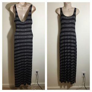 Urban Outfitters Dresses Staring At Stars Tribal Print Maxi Dress