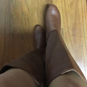 Shoes - NWOT Brown Boots