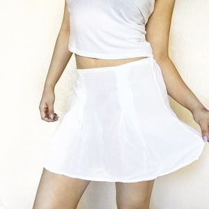 Brandy Melville Dresses & Skirts - • Brandy Melville • White Skirt