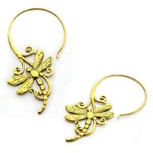 Jewelry - Italian Brass Ear Hangers