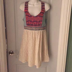 Flying tomatoe boho inspired summer dress